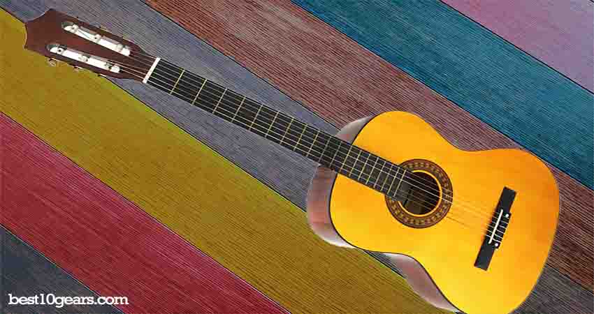 Tips on buying an acoustic guitar.