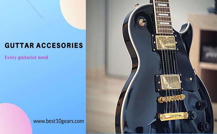 ccessories Every Guitarist Need